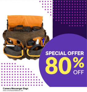 Top 5 Black Friday and Cyber Monday Camera Messenger Bags Deals 2020 Buy Now