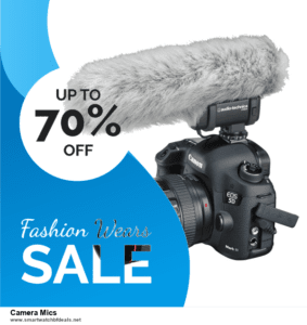Top 10 Camera Mics Black Friday 2020 and Cyber Monday Deals