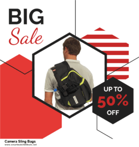10 Best Black Friday 2020 and Cyber Monday  Camera Sling Bags Deals | 40% OFF
