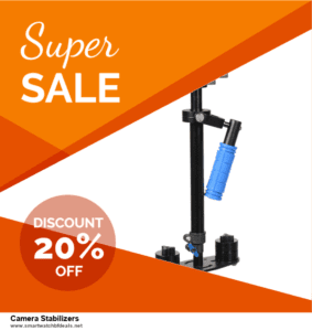 Top 5 Black Friday and Cyber Monday Camera Stabilizers Deals 2020 Buy Now