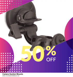 5 Best Camera Suction Mounts Black Friday 2020 and Cyber Monday Deals & Sales