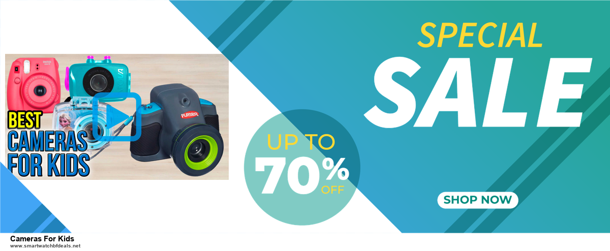 10 Best Black Friday 2020 and Cyber Monday Cameras For Kids Deals | 40% OFF