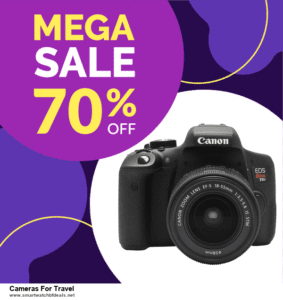 13 Exclusive Black Friday and Cyber Monday Cameras For Travel Deals 2020