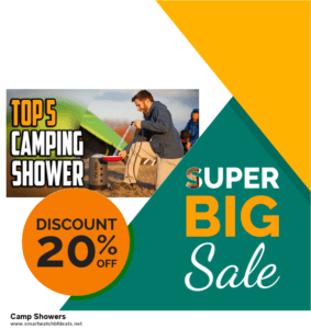 9 Best Black Friday and Cyber Monday Camp Showers Deals 2020 [Up to 40% OFF]