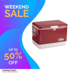 6 Best Camping Coolers Black Friday 2020 and Cyber Monday Deals | Huge Discount