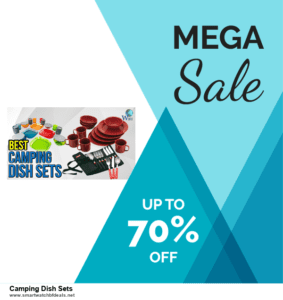 10 Best Black Friday 2020 and Cyber Monday  Camping Dish Sets Deals | 40% OFF