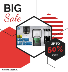 Top 5 Black Friday and Cyber Monday Camping Lanterns Deals 2020 Buy Now