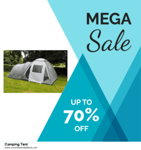 13 Exclusive Black Friday and Cyber Monday Camping Tent Deals 2020