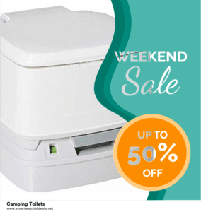 Grab 10 Best Black Friday and Cyber Monday Camping Toilets Deals & Sales