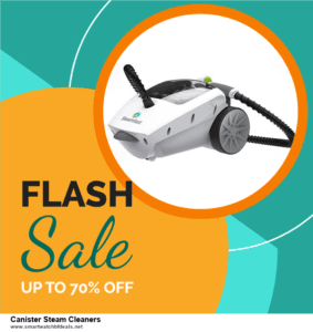 Top 11 Black Friday and Cyber Monday Canister Steam Cleaners 2020 Deals Massive Discount