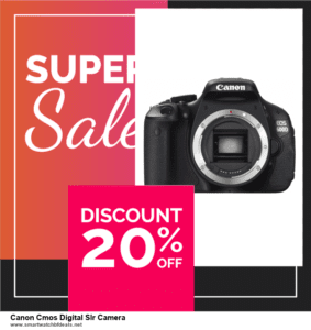 10 Best Canon Cmos Digital Slr Camera Black Friday 2020 and Cyber Monday Deals Discount Coupons