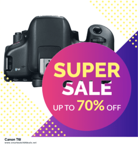 9 Best Canon T6I Black Friday 2020 and Cyber Monday Deals Sales