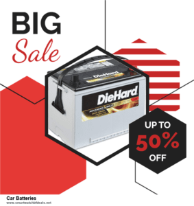Top 5 Black Friday 2020 and Cyber Monday Car Batteries Deals [Grab Now]