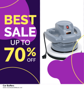 Top 10 Car Buffers Black Friday 2020 and Cyber Monday Deals