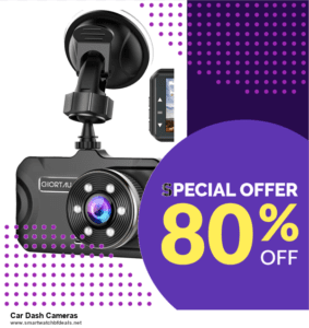9 Best Car Dash Cameras Black Friday 2020 and Cyber Monday Deals Sales