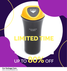 Top 10 Car Garbage Cans Black Friday 2020 and Cyber Monday Deals