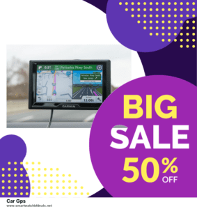 Top 5 Black Friday 2021 and Cyber Monday Car Gps Deals [Grab Now]