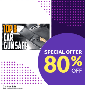 9 Best Black Friday and Cyber Monday Car Gun Safe Deals 2020 [Up to 40% OFF]