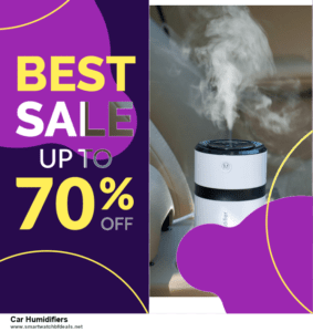 Top 11 Black Friday and Cyber Monday Car Humidifiers 2020 Deals Massive Discount