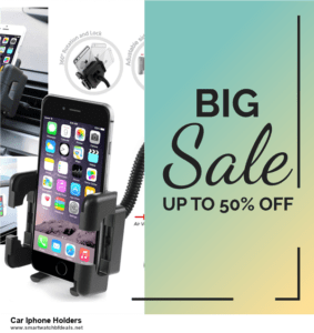 9 Best Car Iphone Holders Black Friday 2020 and Cyber Monday Deals Sales