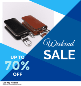 Top 5 Black Friday 2021 and Cyber Monday Car Key Holders Deals [Grab Now]