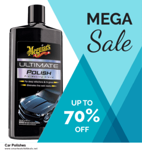 Top 5 Black Friday and Cyber Monday Car Polishes Deals 2020 Buy Now
