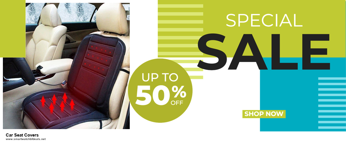 Grab 10 Best Black Friday and Cyber Monday Car Seat Covers Deals & Sales