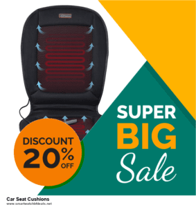 9 Best Black Friday and Cyber Monday Car Seat Cushions Deals 2020 [Up to 40% OFF]