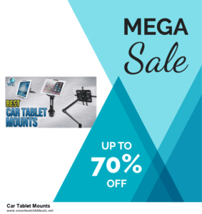 9 Best Car Tablet Mounts Black Friday 2021 and Cyber Monday Deals Sales
