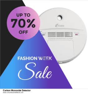 List of 6 Carbon Monoxide Detector Black Friday 2020 and Cyber MondayDeals [Extra 50% Discount]