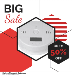 Top 10 Carbon Monoxide Detectors Black Friday 2020 and Cyber Monday Deals