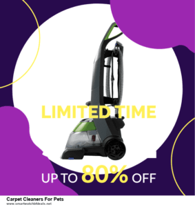 Top 11 Black Friday and Cyber Monday Carpet Cleaners For Pets 2020 Deals Massive Discount