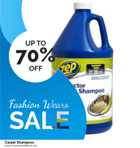 Top 10 Carpet Shampoos Black Friday 2020 and Cyber Monday Deals