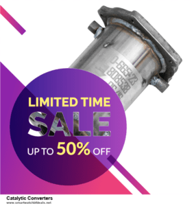 5 Best Catalytic Converters Black Friday 2020 and Cyber Monday Deals & Sales