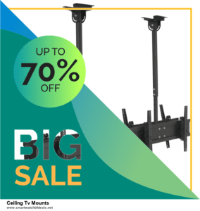 Top 5 Black Friday and Cyber Monday Ceiling Tv Mounts Deals 2020 Buy Now