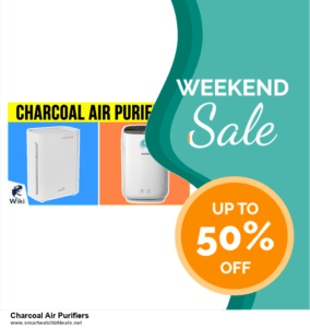7 Best Charcoal Air Purifiers Black Friday 2020 and Cyber Monday Deals [Up to 30% Discount]