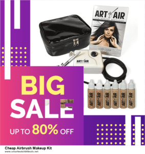 Top 10 Cheap Airbrush Makeup Kit Black Friday 2020 and Cyber Monday Deals