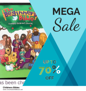 Top 11 Black Friday and Cyber Monday Childrens Bibles 2020 Deals Massive Discount