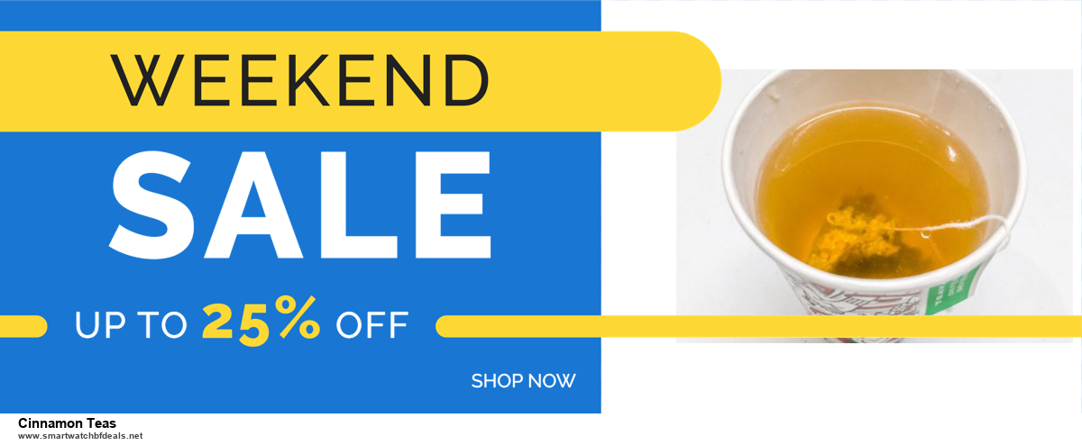 13 Best Black Friday and Cyber Monday 2020 Cinnamon Teas Deals [Up to 50% OFF]