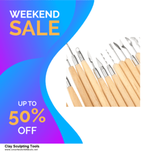 9 Best Clay Sculpting Tools Black Friday 2020 and Cyber Monday Deals Sales
