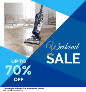 9 Best Black Friday and Cyber Monday Cleaning Machines For Hardwood Floors Deals 2020 [Up to 40% OFF]