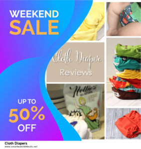 Top 5 Black Friday 2020 and Cyber Monday Cloth Diapers Deals [Grab Now]