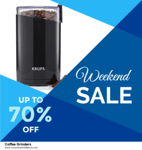 Top 11 Black Friday and Cyber Monday Coffee Grinders 2020 Deals Massive Discount