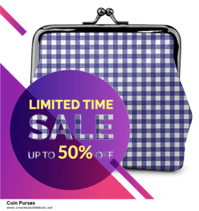 7 Best Coin Purses Black Friday 2020 and Cyber Monday Deals [Up to 30% Discount]