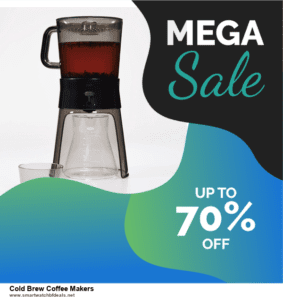 Top 5 Black Friday and Cyber Monday Cold Brew Coffee Makers Deals 2020 Buy Now