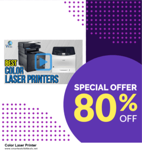 Top 5 Black Friday 2021 and Cyber Monday Color Laser Printer Deals [Grab Now]