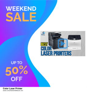 9 Best Black Friday and Cyber Monday Color Laser Printer Deals 2020 [Up to 40% OFF]