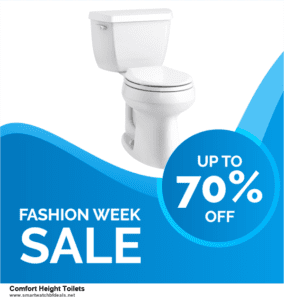 13 Exclusive Black Friday and Cyber Monday Comfort Height Toilets Deals 2020