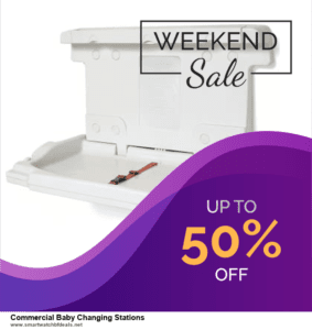 13 Exclusive Black Friday and Cyber Monday Commercial Baby Changing Stations Deals 2020