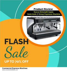 13 Exclusive Black Friday and Cyber Monday Commercial Espresso Machines Deals 2020